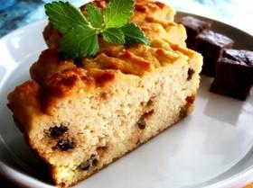 バナナ ヨーグルト チーズ ケーキ