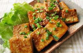 絹豆腐レシピ